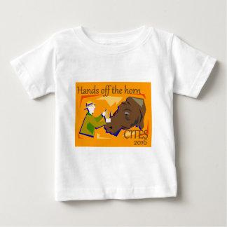 handsoff.gif baby T-Shirt
