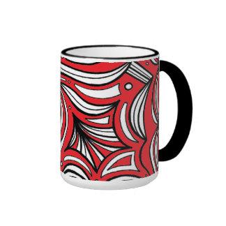 Handsome Affable Skilled Fearless Ringer Mug