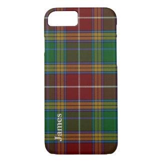 Handsome Baxter Tartan Plaid iPhone 7 case