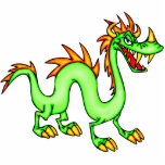 Handsome Chinese Dragon