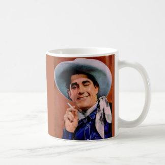 handsome cowboy with cigarette coffee mug