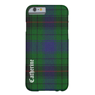 Handsome Davidson Tartan Plaid iPhone 6 case