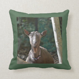 Handsome Goat Cushion