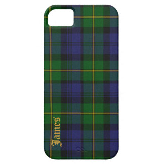 Handsome Gordon Tartan Plaid iPhone 5 Case
