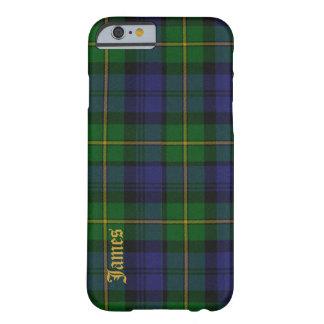 Handsome Gordon Tartan Plaid iPhone 6 case