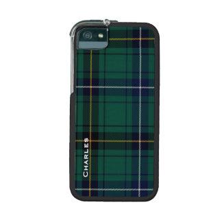 Handsome Henderson Tartan Plaid Custom iPhone 5 Covers