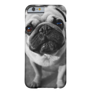 Handsome Pug Barely There iPhone 6 Case