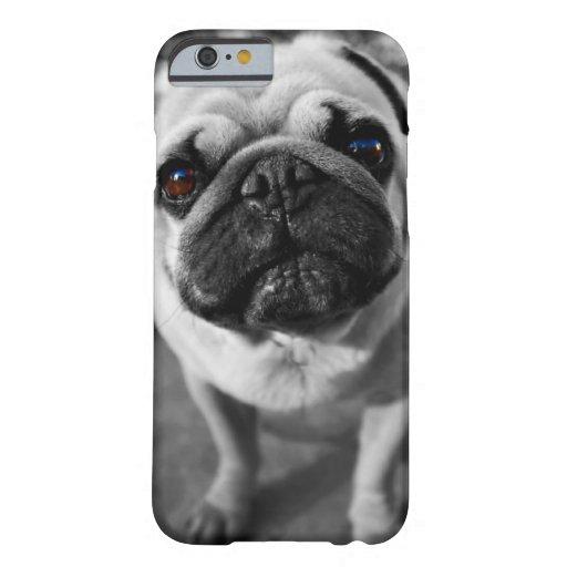 Handsome Pug iPhone 6 Case