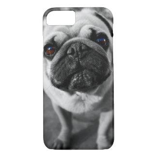 Handsome Pug iPhone 7 Case