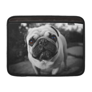 Handsome Pug Sleeve For MacBook Air