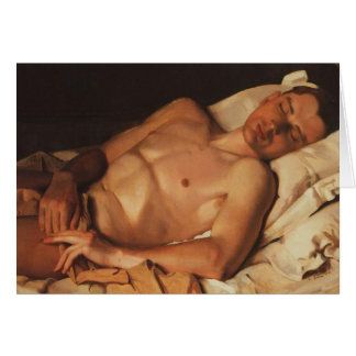 Handsome Sleeper Card