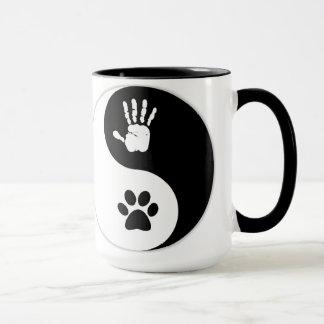 HandToPaw Coffee Mug  (15 oz)