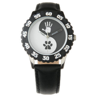 HandToPaw Watch (with large numbers)