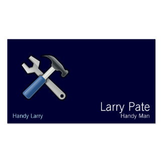 Handy Tools Pack Of Standard Business Cards