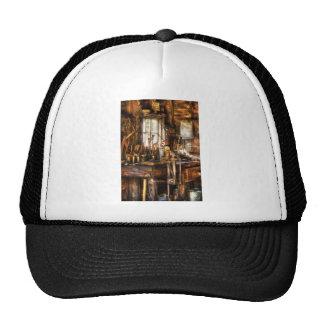 Handyman - Messy Workbench Hats