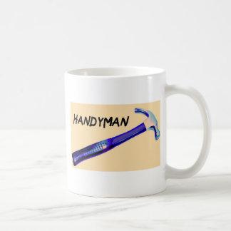 Handyman Coffee Mugs