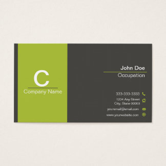 Handyman or skilled trade business card