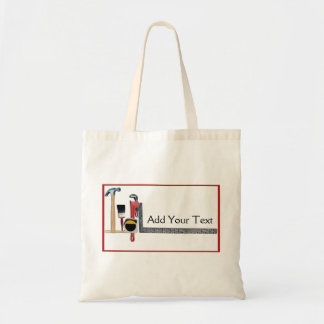 Handyman Tools Tote Bag