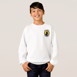 Hanes Comfort Sweatshirt: Science Smart Caveman Sweatshirt