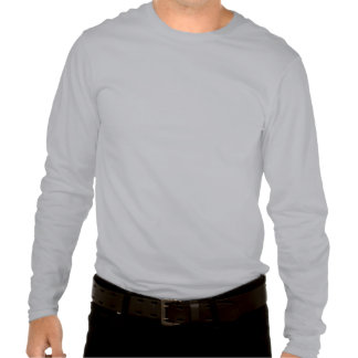 Hanes Nano Long Sleeve T-Shirt Light Steel Blank