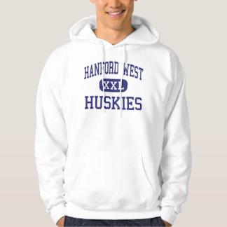 HANFORD WEST - HUSKIES - HIGH - Hanford California Hooded Sweatshirt