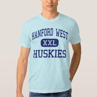 HANFORD WEST - HUSKIES - HIGH - Hanford California Tee Shirts