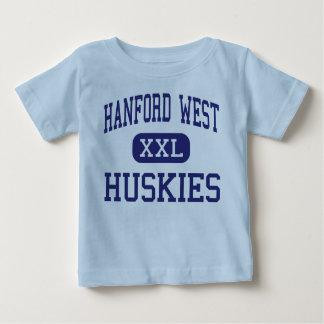 HANFORD WEST - HUSKIES - HIGH - Hanford California T Shirt