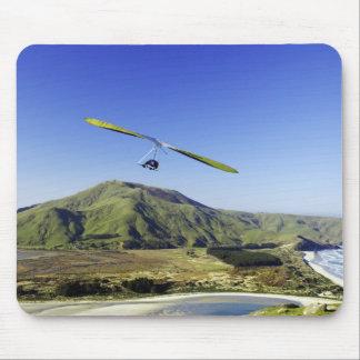 Hang Glider, Otago Peninsula, near Dunedin, Mouse Mat