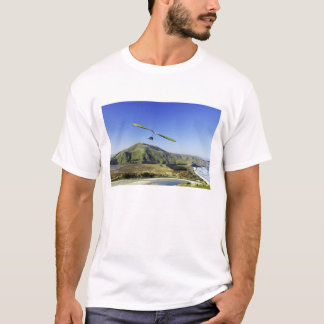 Hang Glider, Otago Peninsula, near Dunedin, T-Shirt