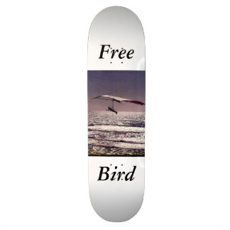 Hang glider skateboard. 21.3 cm mini skateboard deck
