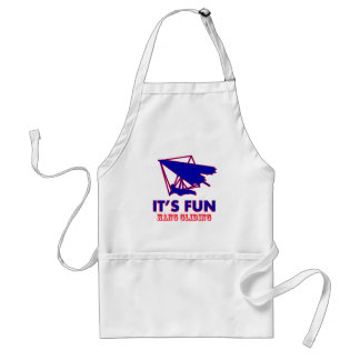 hang gliding Design Aprons