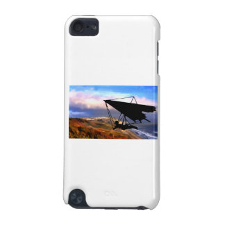 Hang Gliding Over the California Coast iPod Touch 5G Case