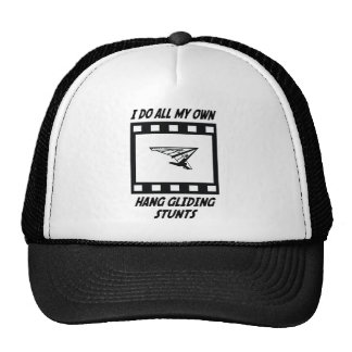 Hang Gliding Stunts Hats