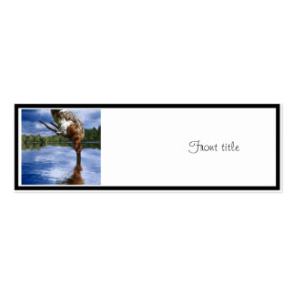 Hang In There! Business Card Templates