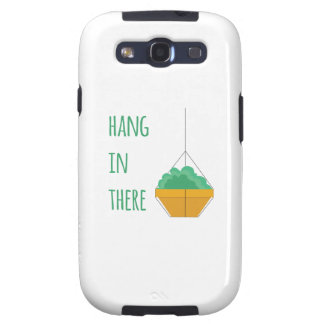 Hang in There Galaxy SIII Case