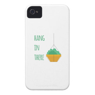 Hang in There iPhone 4 Case-Mate Cases