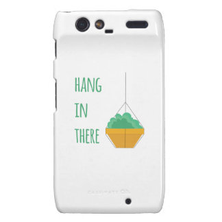 Hang in There Motorola Droid RAZR Case