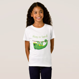 Hang in there chameleon T-Shirt