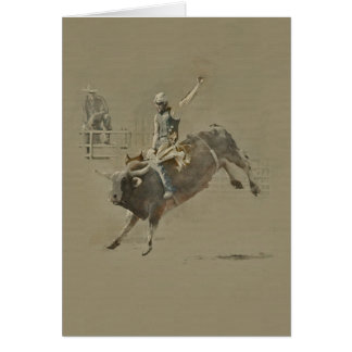 Hang in there Cowboy! Card