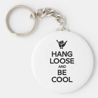 Hang Loose Key Ring