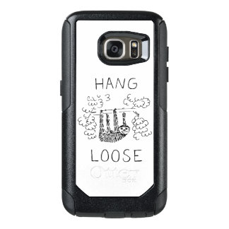 Hang Loose Sloth OtterBox Samsung Galaxy S7 Case
