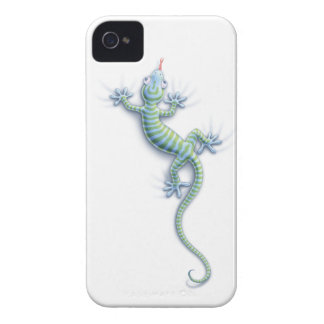 Hang On Gecko iPhone 4 Cases