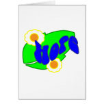 Hang on to Hope Greeting Card
