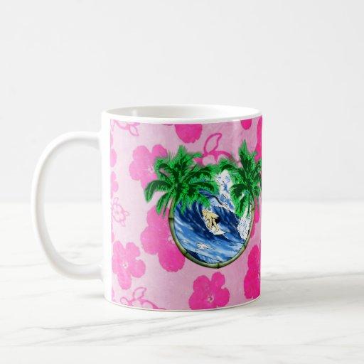 Hang Ten Coffee Mugs