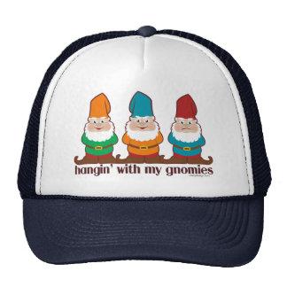 Hangin' With My Gnomies Cap