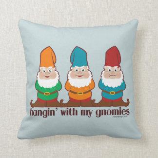 Hangin' With My Gnomies Cushion