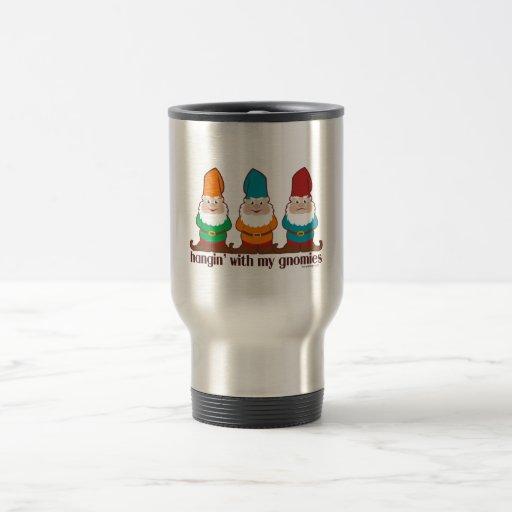Hangin' With My Gnomies Coffee Mug