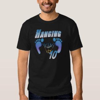 Hanging 10 t-shirts