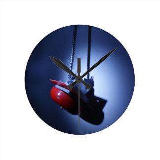 Hanging Alarm Bell Clocks