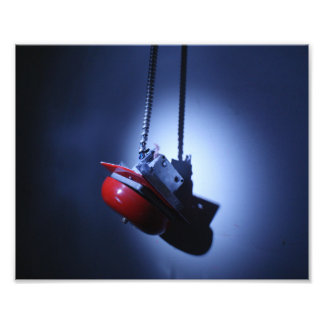 Hanging Alarm Bell Photograph